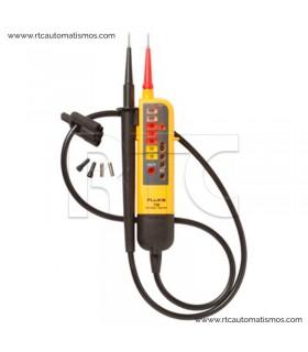 Comprobador eléctrico Fluke T90